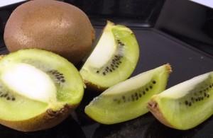 Kiwis Kiwipflanzen Garten blühen