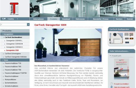 Neue Garage oder Garagentor selbst einbauen