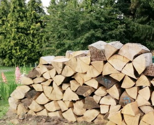 Günstiges Holz für Kamin kaufen