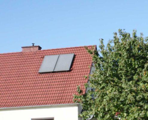 Solarenergie für Haus und Garten