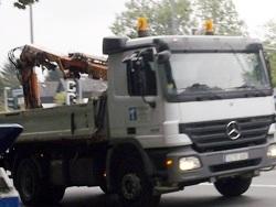 Baustoffe & Anlieferung zur Baustelle