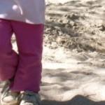 Sandkasten für den Garten