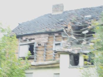 Schäden am Gebäude