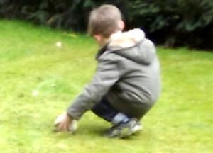 Kinder lieben den Garten