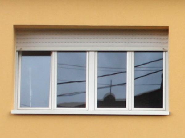 Plissee für große Fenster