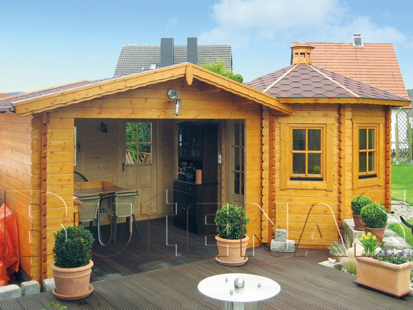Gartenhaus - Das muss beachtet werden