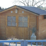 Gartenhaus Marke Eigenbau