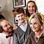 Familie Heins wirbt für Telekom