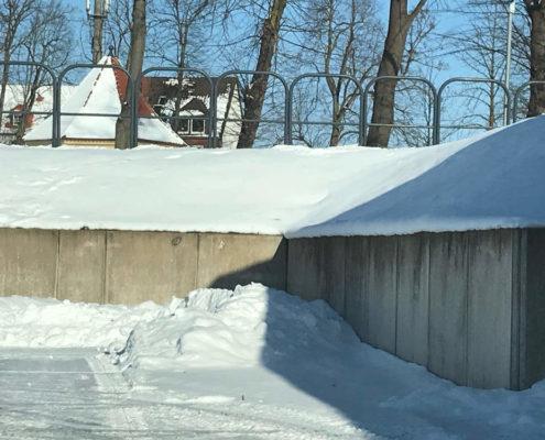 Schneeräumung - wann muss man Schnee schippen?