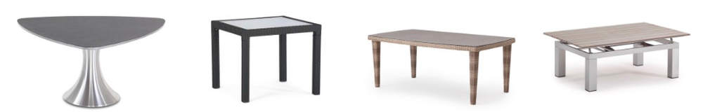 Innovative Materialien für Gartentische und Gartenstühle