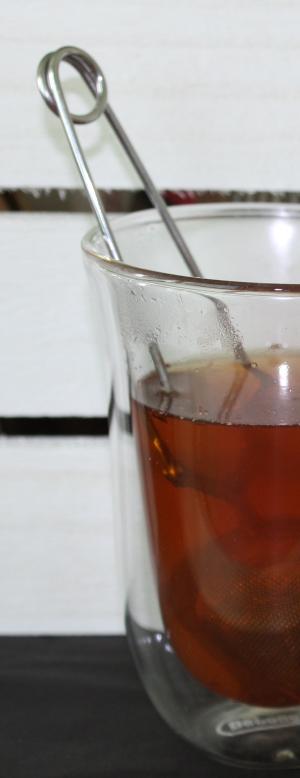 Heißer Tee für coole Winterparty im Garten