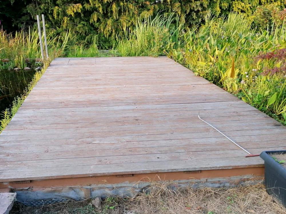 Top Terrassendielen verlegen: So bauen Sie eine tolle Terrasse mit JM42